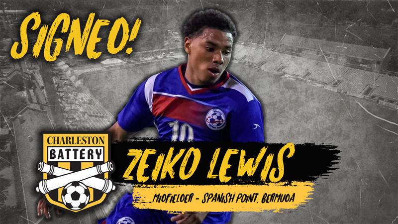 Zeiko Lewis Bermuda February 2019