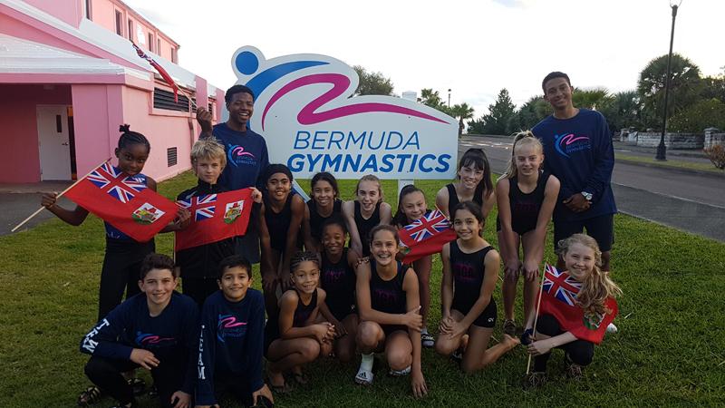 Bermuda Gymnastics March 2019