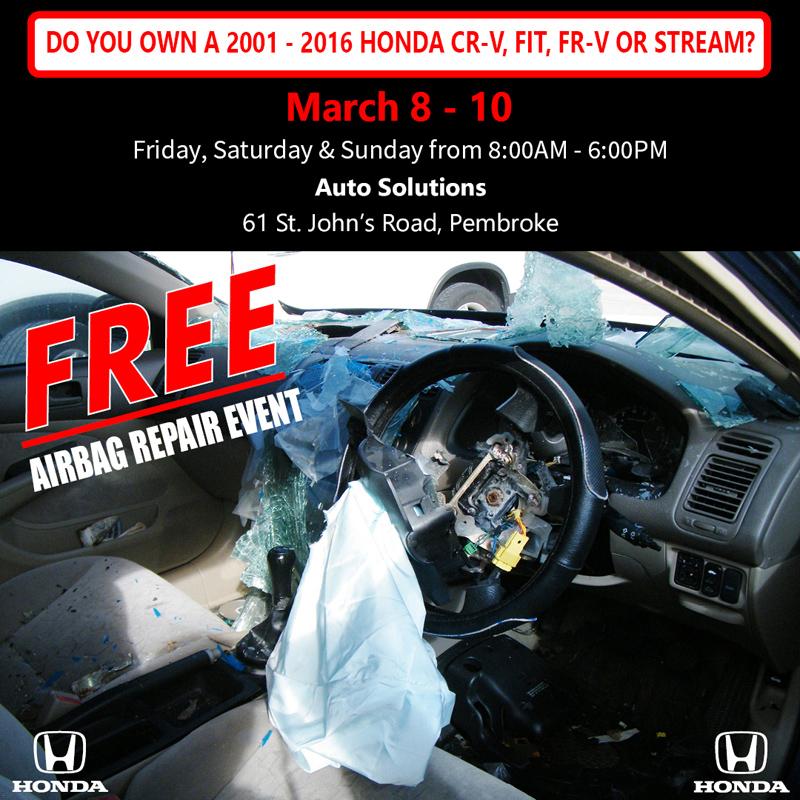 Honda Repairathon Bermuda March 2019