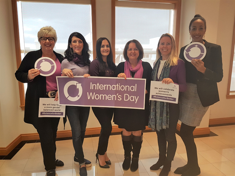 IWD Committee Bermuda March 2019