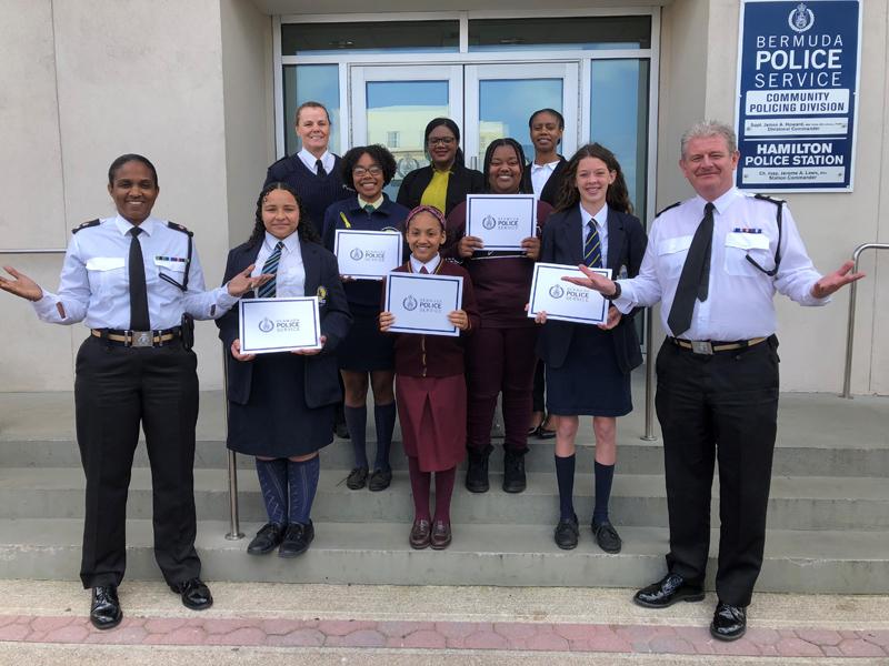 IWD Short Essay Contest Winners Bermuda March 8 2019