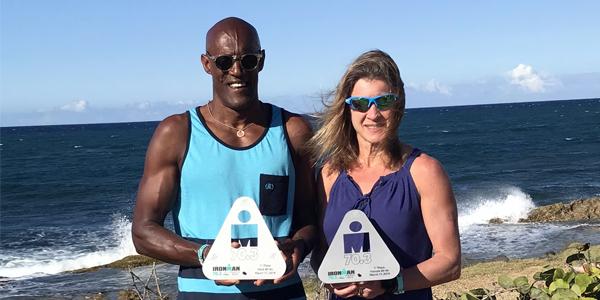Kent Richardson and Karen Smith  Bermuda March 18 2019 TWFB