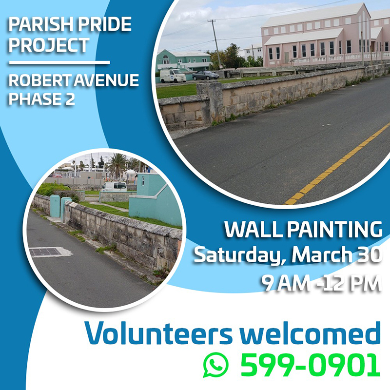 Parish Pride Project Bermuda March 27 2019