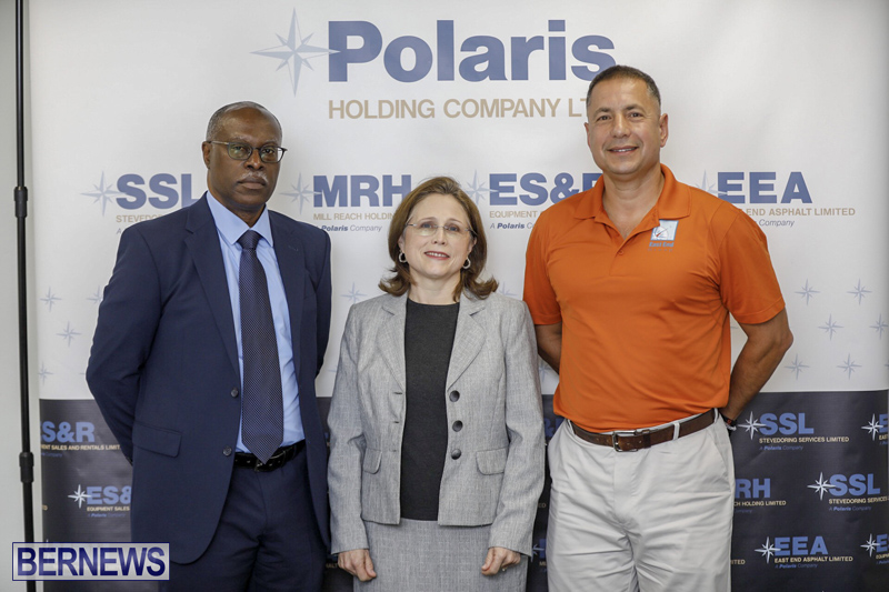 Polaris Press Conference Bermuda March 15 2019
