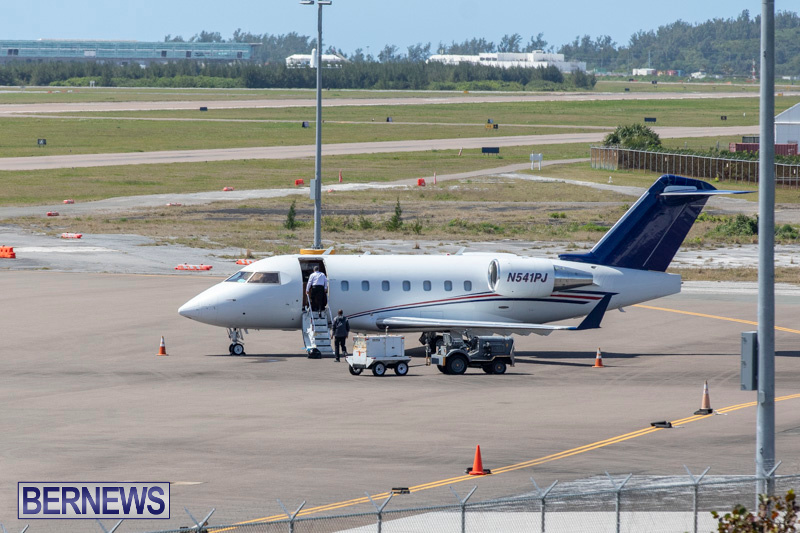 Private Plane N541PJ Bermuda, March 24 2019-6366