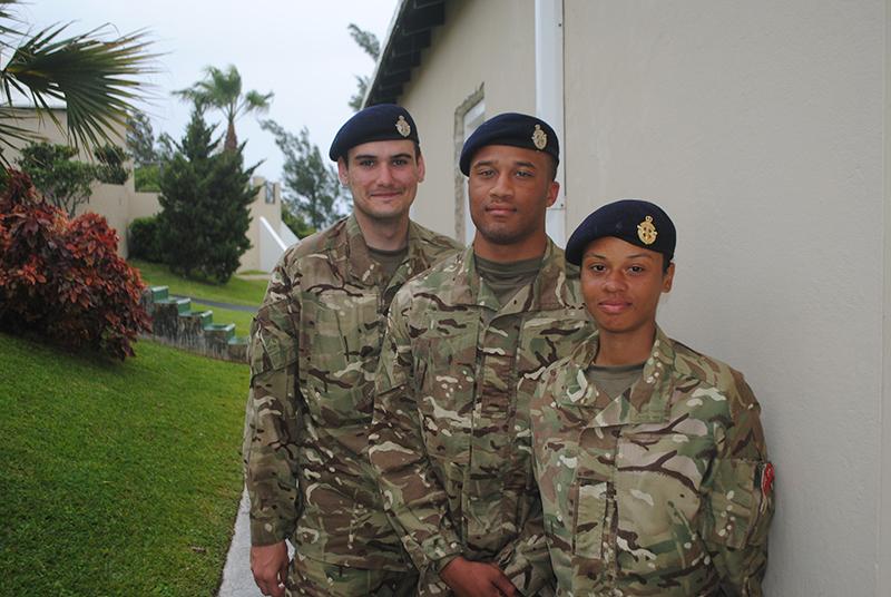 Regiment Bermuda Feb 28 2019 1