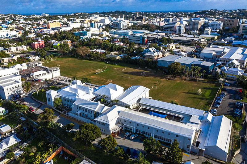 Saltus Bermuda March 20 2019