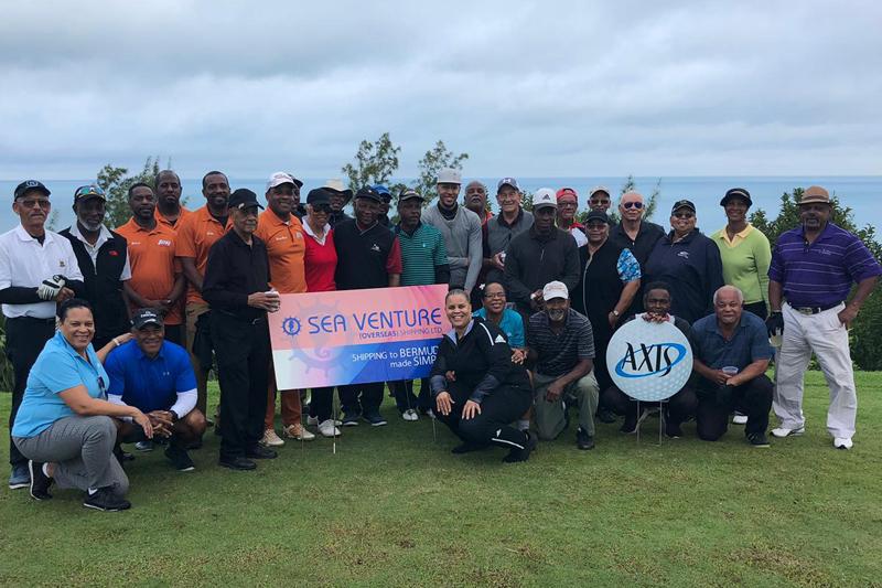 Summerhaven Trust Charity Golf Tournament Bermuda March 2019