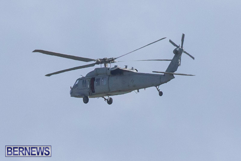 US Navy Helicopter Bermuda, March 1 2019-0889