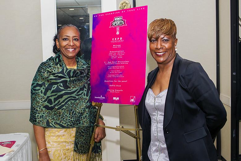 Women In Sports Banquet Bermuda March 12 2019 1