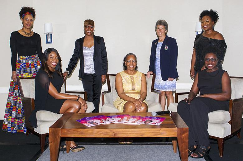 Women In Sports Banquet Bermuda March 12 2019 2