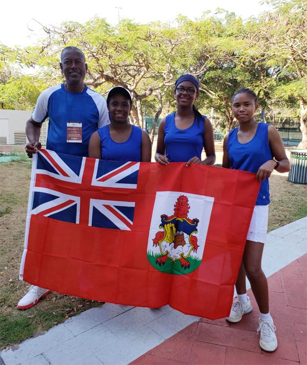 World Team Junior Tennis Bermuda March 2019