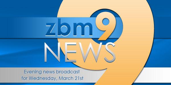 zbm 9 news Bermuda March 21 2018 tc