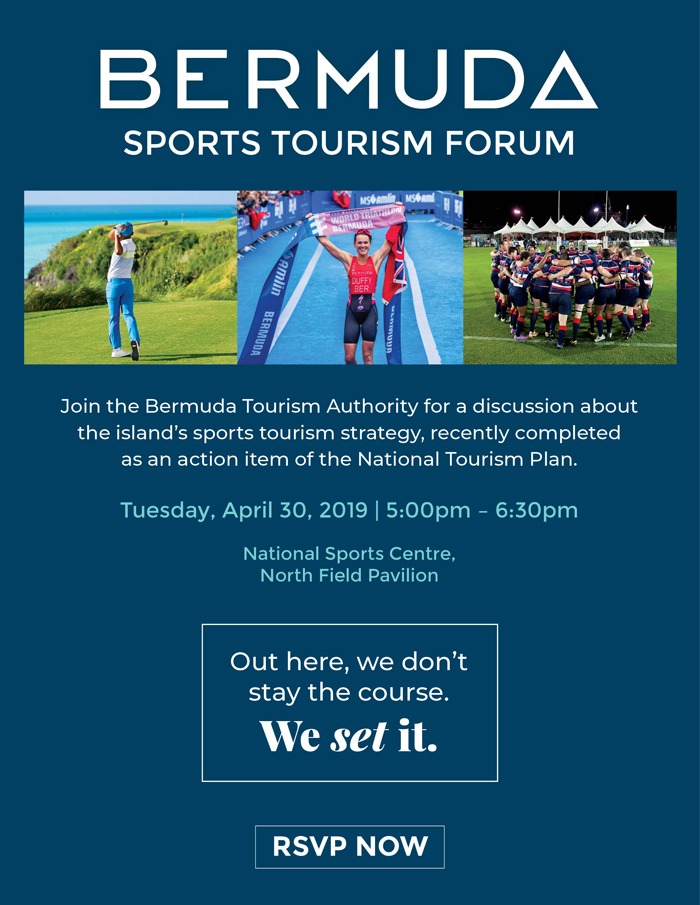 BTA Sports Toursim Forum Bermuda April 2019