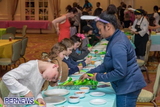 Bermuda hotel Fairmont Southampton April 2019 Easter Good Friday event (12)