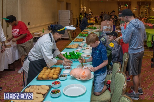 Bermuda hotel Fairmont Southampton April 2019 Easter Good Friday event (2)