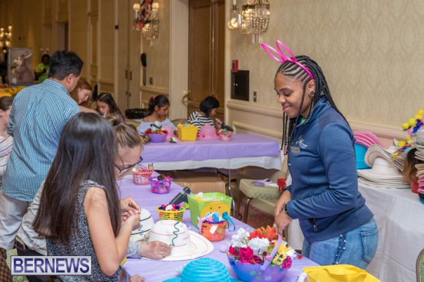 Bermuda hotel Fairmont Southampton April 2019 Easter Good Friday event (9)
