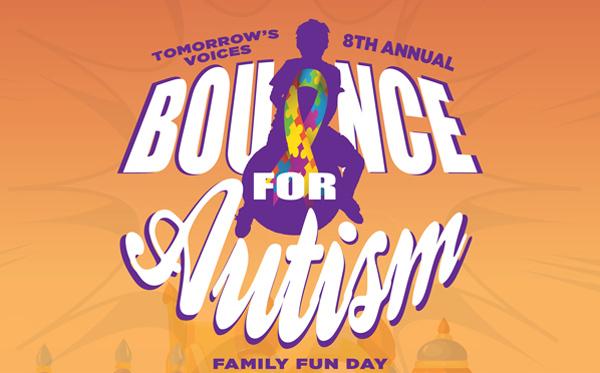 Bounce For Autism Bermuda April 2019