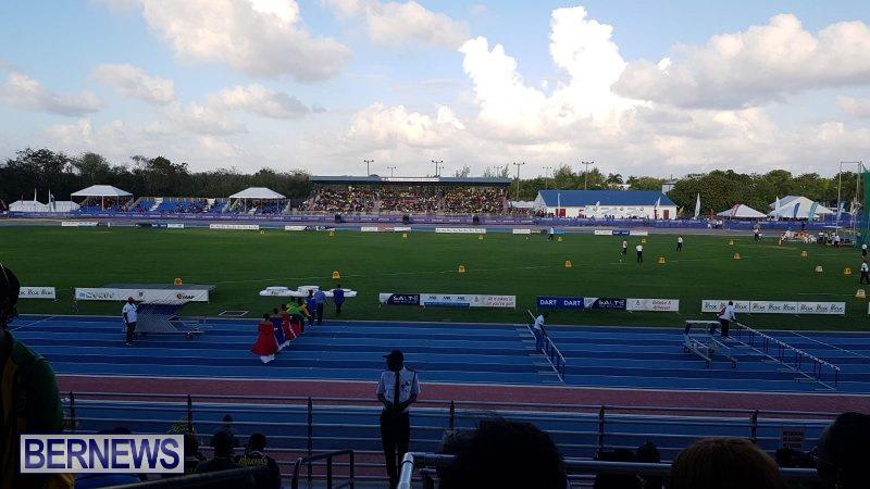 CARIFTA Games Cayman Bermuda, April 22 2019 (1)