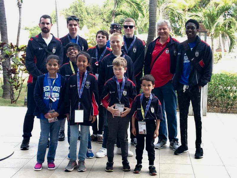 CARIFTA Junior Chess Bermuda April 2019 (1)