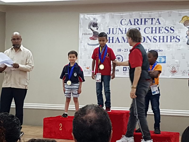 CARIFTA Junior Chess Bermuda April 2019 (2)