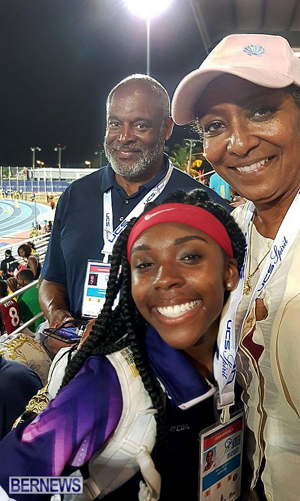 Caitlyn Bobb Gold Minister Lovitta Foggo Bermuda, April 20 2019-a