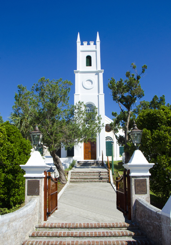 Christ Church Warwick Bermuda April 2019
