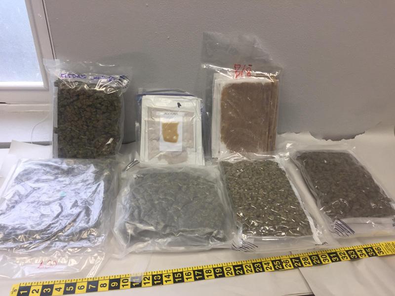 Drugs Bermuda April 2019