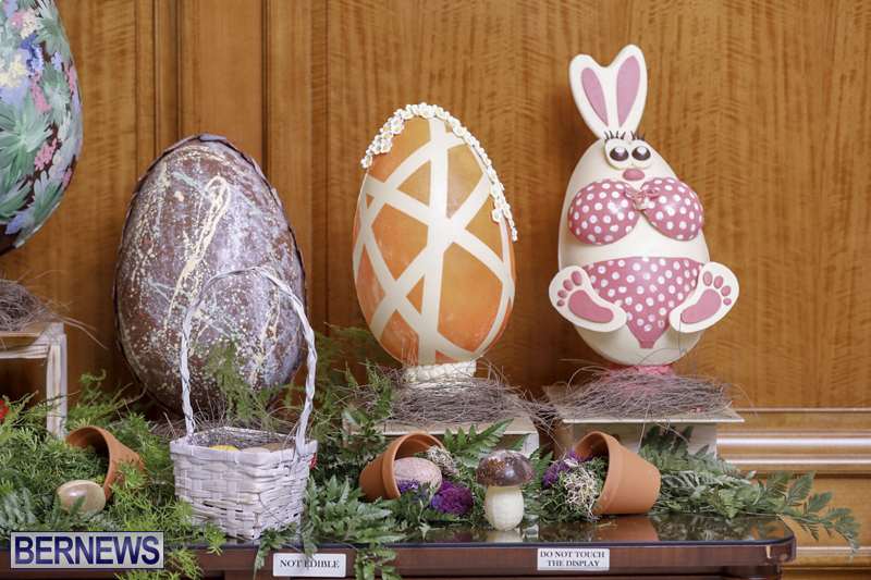 Fairmont Southampton Bermuda Easter Display April 2019 (13)