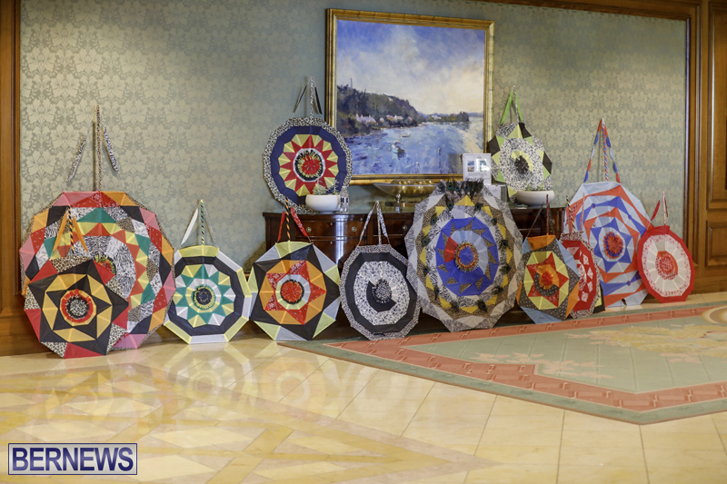 Fairmont Southampton Bermuda Easter Display April 2019 (19)