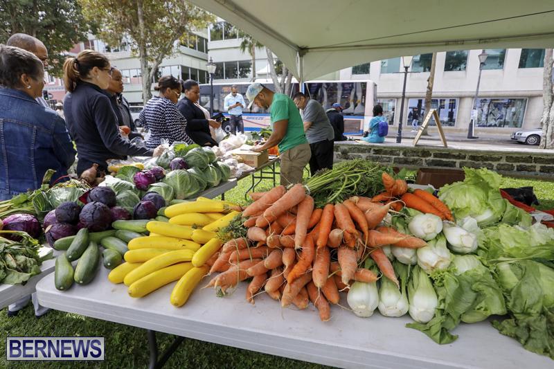 Farmer's Market Eat More Vegetables Bermuda April 10 2019 (12)