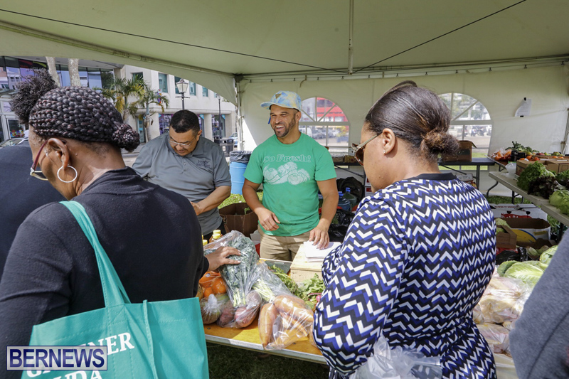 Farmer's Market Eat More Vegetables Bermuda April 10 2019 (6)