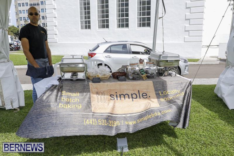 Farmer's Market Eat More Vegetables Bermuda April 10 2019 (7)