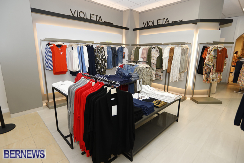 Gibbons launch 'Violeta by Mango' Bermuda April 11 2019 (3)