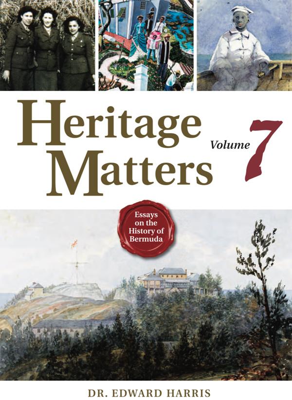 Heritage Matters Bermuda April 2019