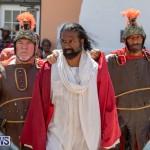 Jesus The Walk to Calvary Bermuda, April 19 2019-1998