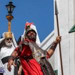 Jesus The Walk to Calvary Bermuda, April 19 2019-2032