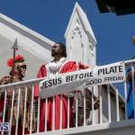 Jesus The Walk to Calvary Bermuda, April 19 2019-2057