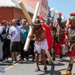 Jesus The Walk to Calvary Bermuda, April 19 2019-2107