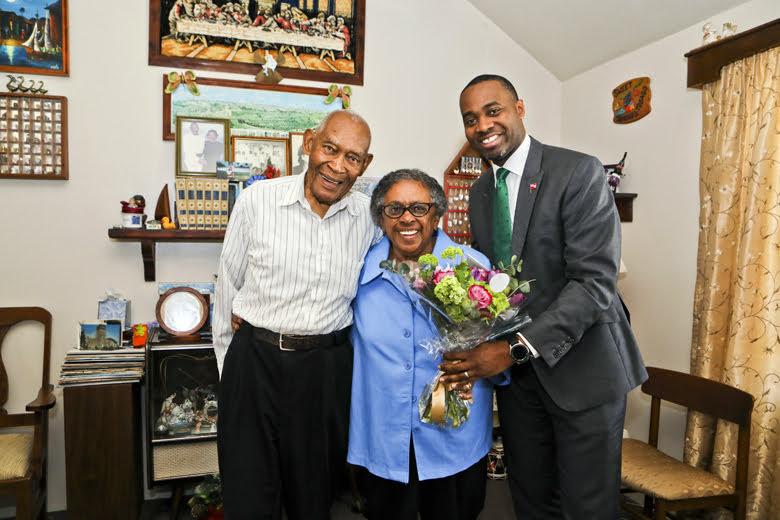 Leon and Helen Burt Bermuda April 17 2019 (1)