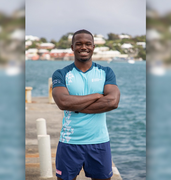 Mustafa Ingham Bermuda April 2019