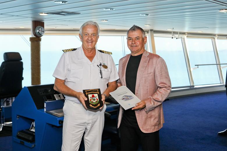 Norwegian Pearl Inaugural Visit Bermuda April 2019 (6)