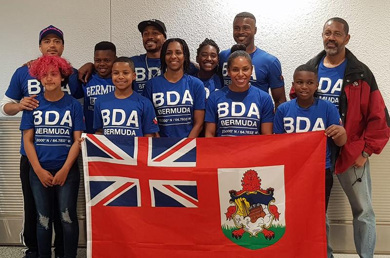 Sanshou Fighters Bermuda April 5 2019