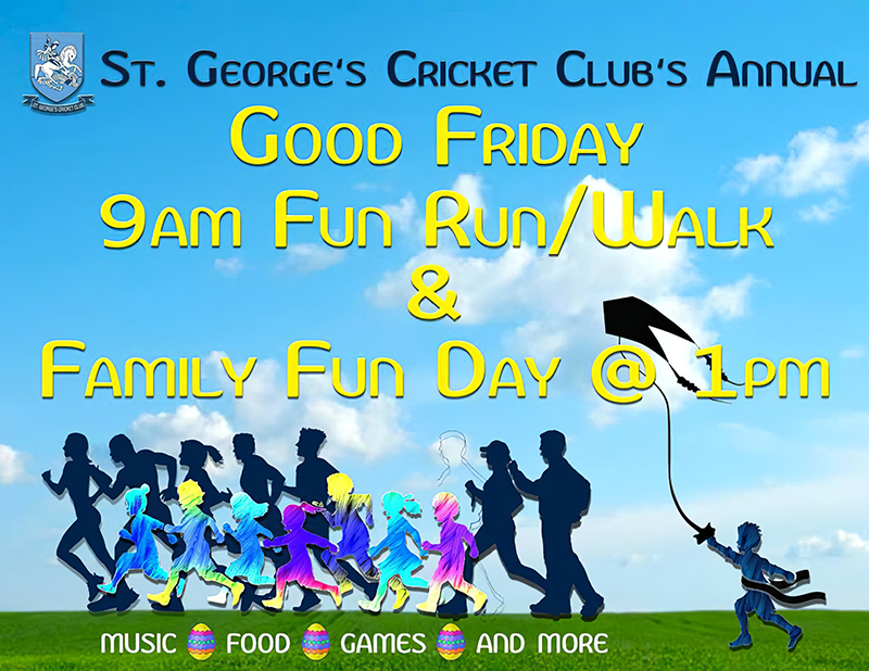 St Georges CC Good Friday Walk Bermuda April 19 2019