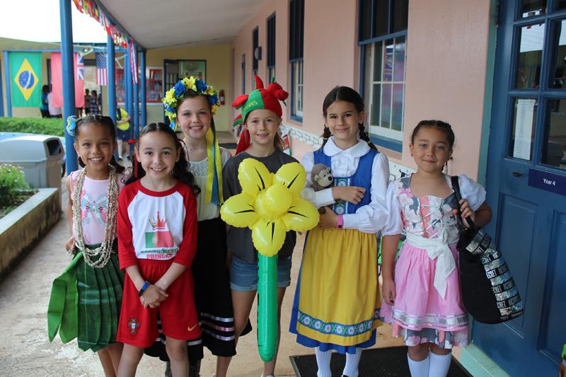 Warwick Academy's International Day Bermuda April 2019 (1)
