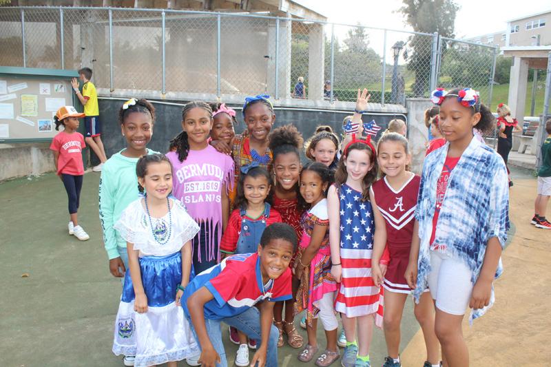 Warwick Academy's International Day Bermuda April 2019 (4)