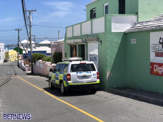 armed robbery Bermuda April 15 2019