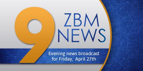 zbm 9 news Bermuda April 27 2018 tc