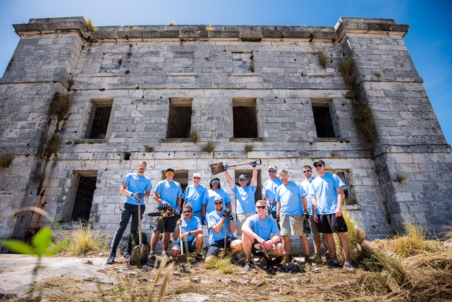 AXA XL's Global Day of Giving Bermuda May 2019 (3)