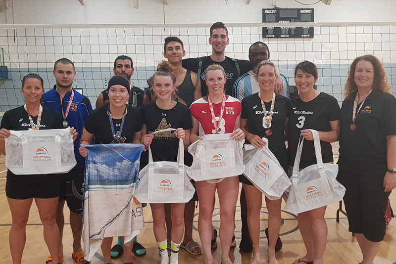 All Star Team Bermuda May 2019